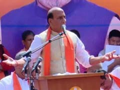 We Will Make Sedition Law Even More Stringent, Says Rajnath Singh