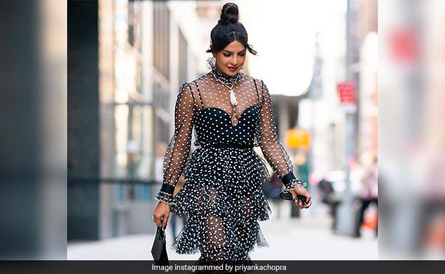 प्रियंका चोपड़ा की ड्रेस पर फिदा हुए निक जोनास, देसी गर्ल बोली- बहुत ही खराब बीवी हूं मैं...