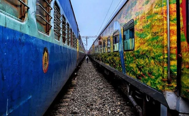 Railways: Rs 65,837 Crore Budgetary Support, Rs 1.60 Lakh Cr Capex Outlay