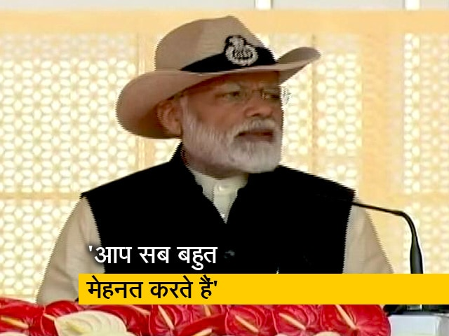 Videos : 50वें स्थापना दिवस पर PM बोले- CISF ने वक्त के साथ खुद को बदला