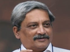 "Goa Chief Minister Pays Tribute To ""Political Guru"" Manohar Parrikar"