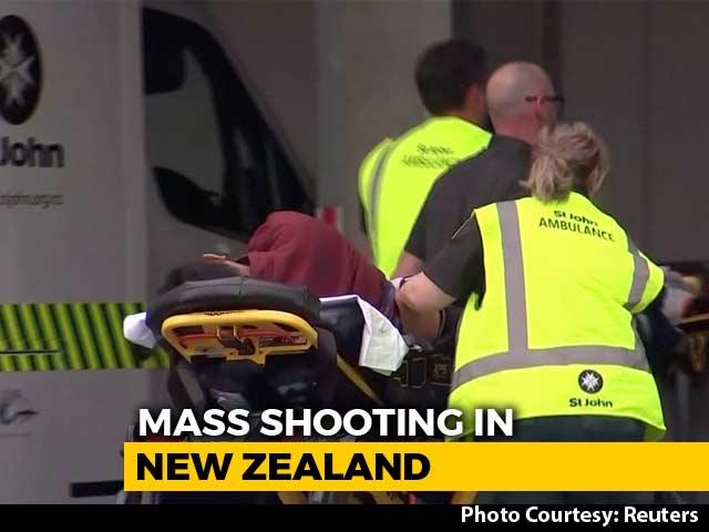 Video : Multiple Fatalities In New Zealand Mosque Shooting, Gunman Still Active