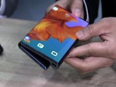Huawei's First Foldable Phone