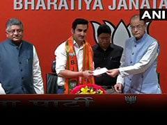 पूर्व क्रिकेटर गौतम गंभीर बीजेपी में हुए शामिल, नई दिल्ली लोकसभा सीट से लड़ सकते हैं चुनाव!