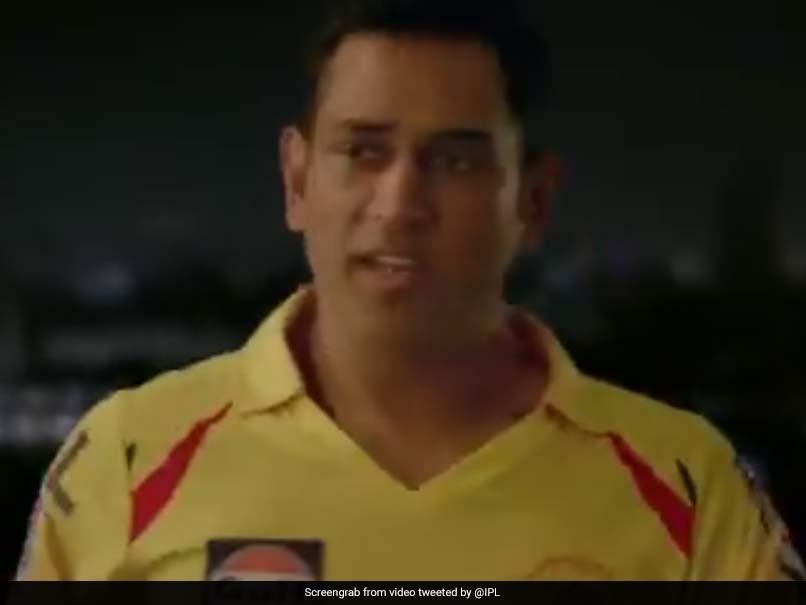 MS Dhoni Tells Virat Kohli, 'Don't Be Late' In IPL Teaser