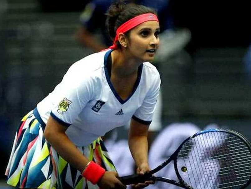 Sania Mirza starts training first time after being mother with