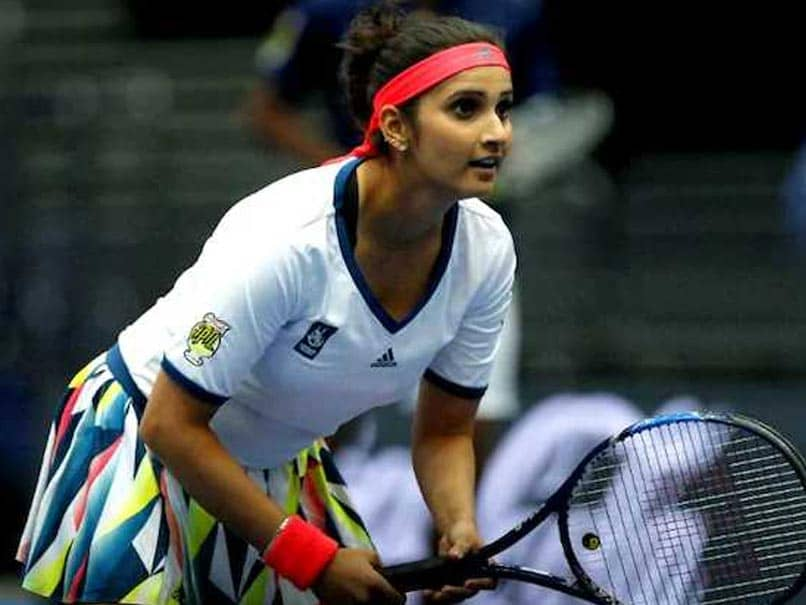 Sania Mirza starts training first time after being mother with this mission