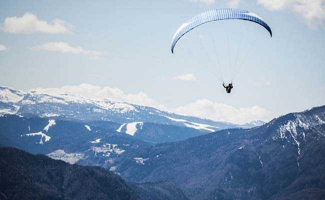 64-Year-Old US Paraglider Stranded At 4,200 Feet In Himachal, Rescued