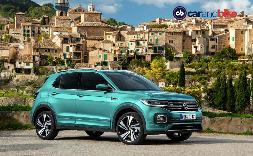 The Volkswagen T-Cross will come to India by 2020