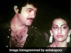 Anil Kapoor's 'Young And In Love' Birthday Post For Wife Sunita Is Everything