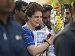 कांग्रेस कार्यकर्ताओं ने रायबरेली से चुनाव लड़ने को कहा, तो प्रियंका गांधी बोलीं- 'वाराणसी से क्यों नहीं?'