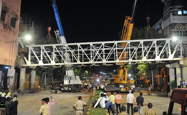 'A Subway Would Help': Railways' Offer After Mumbai Bridge Collapse