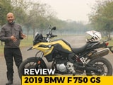 Video : 2019 BMW F 750 GS Review