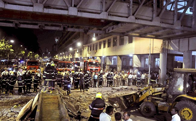 Mumbai Bridge Collapse: Retired Mumbai Civic Body Official Arrested
