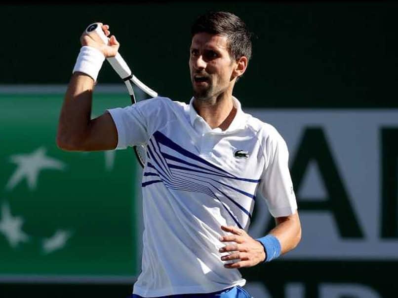 Philipp Kohlschreiber Stuns World Number One Novak Djokovic At Indian Wells
