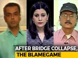 Video : Bridge Collapses Despite Audit: Who Is Responsible for Death of 6 Mumbaikars?