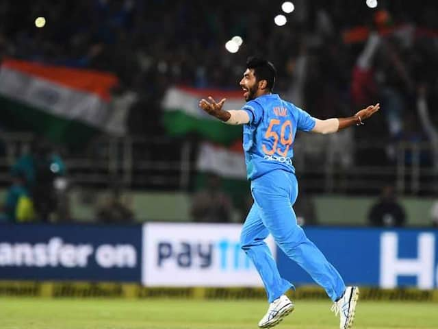 IND vs AUS: Jasprit Bumrah bowled well in Death overs, VIDEO