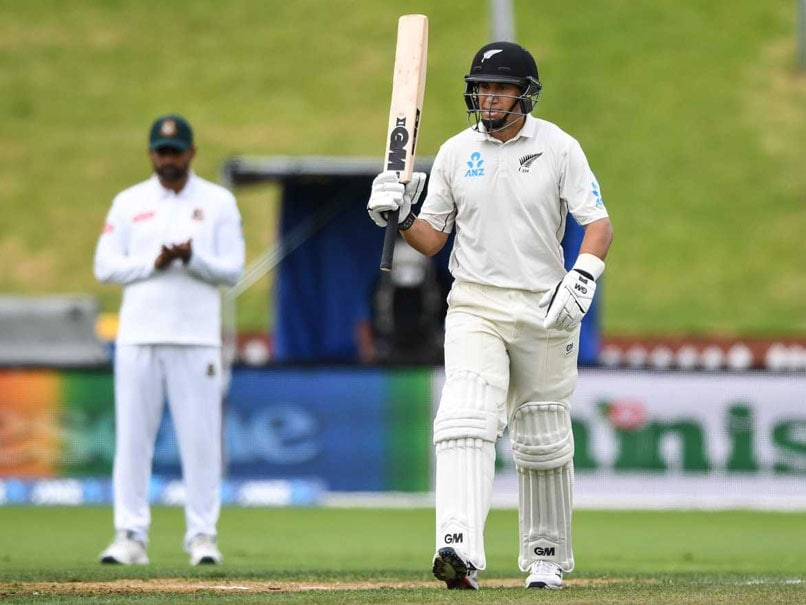 NZ vs BAN, 2nd Test: Thats why Ross taylor asks apology from late Mentor Martin crowe, but becomes only such NZ batsman