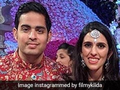 Akash Ambani, Shloka Mehta's Wedding Party Jazzed Up By Preity Zinta, Sonakshi Sinha, Tamannaah Bhatia And Others
