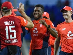 95637d4fe35 England Clinch Series As Windies Crash To Second Lowest T20I Total