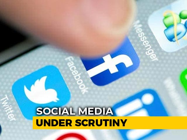 Video : Social Media Rules For Candidates; Facebook, Google Roped In - A First