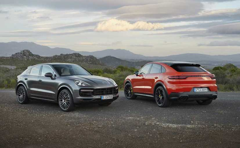 The new Porsche Cayenne Coupe will be first launched in Europe and later globally.