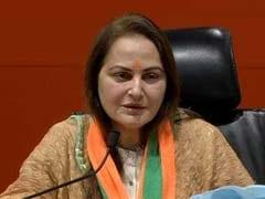 Jaya Prada Trailing In Rampur With Around 2.5 Lakh Votes