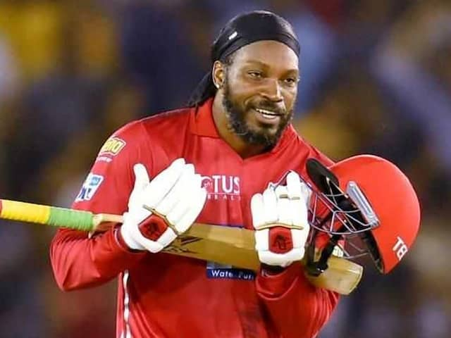 IPL 2019: Thats how Chris Gayle becomes Sixer king of Ipl history against pujab