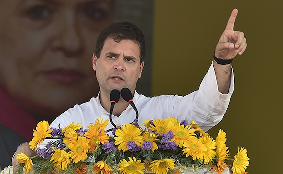 Rahul Gandhi To Contest Second Seat From Kerala's Wayanad Besides Amethi