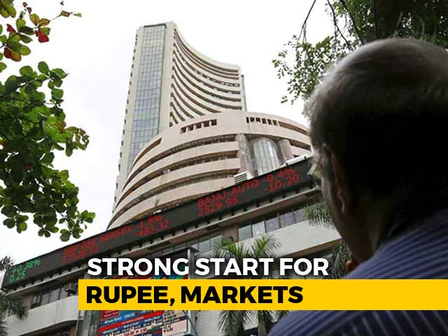 Video : Sensex, Nifty Edge Higher; Bharti Airtel, NTPC Top Gainers