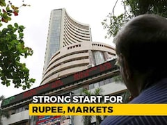 Video: Sensex, Nifty Edge Higher; Bharti Airtel, NTPC Top Gainers