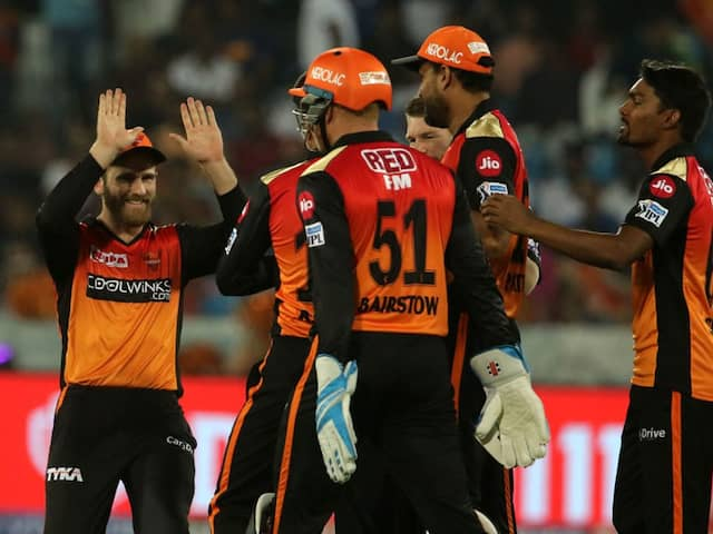 Live IPL Score, SRH vs RCB Live Cricket Score: Winless Royal Challengers Bangalore Aim To Get Off The Mark Against SunRisers Hyderabad