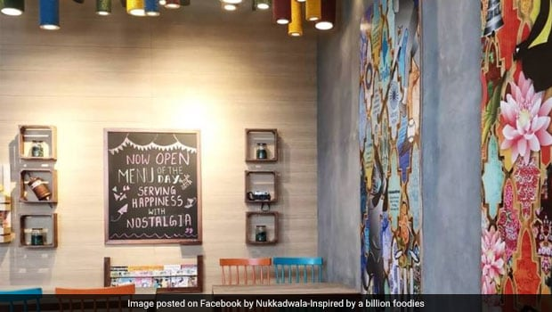#NewMenuAlert: Nukkadwala's New Menu Is Turning Up The Heat With Dishes Like Chicken Dabeli and Paan Shikanji