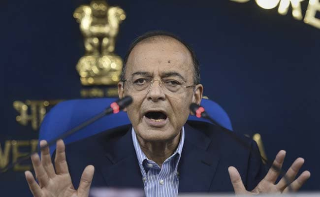 Will Target Terrorists At 'Point Of Origin': Arun Jaitley On New Doctrine