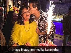 Inside Hiroo Johar's Birthday Party With Jaya Bachchan, Sharmila Tagore, Salma Khan. 'Let's Make It A Habit', Says Karan