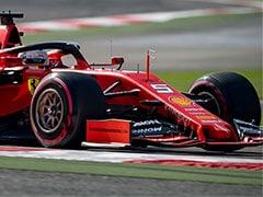 Sebastian Vettel Leads Ferrari 1-2 In Bahrain Practice