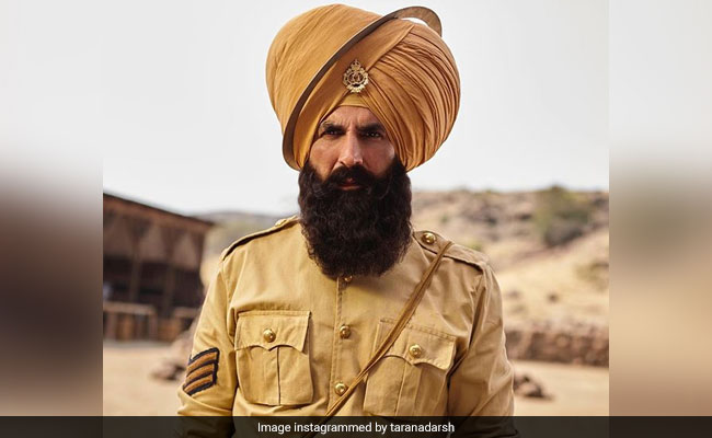 Kesari Box Office Collection Day 1: Akshay Kumar's Film Gets Highest Opening Of 2019 With Rs 21 Crore