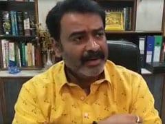 गिरिराज सिंह से बीजेपी के ही एमएलसी ने कहा-  नौटंकी बंद करें, बेगूसराय आकर चुनाव की तैयारी करें