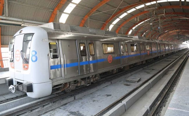 Man Commits Suicide By Jumping In Front Of Delhi Metro Train