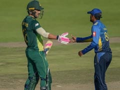 1st ODI: Faf Du Plessis, Imran Tahir Star As South Africa Beat Sri Lanka To Take Series Lead