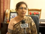 """Video : """"Shocking,"""" Says Ex-Minister's Wife After Losing Race For Bengaluru Seat"""