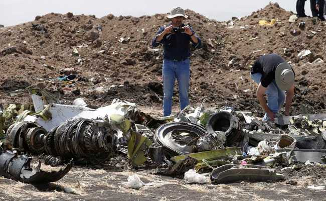 Voice From Crashed Ethiopian Flight Sounded Scared In Recording: Report