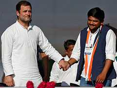 """Congress Didn't Give Me Any Work In Gujarat Local Polls"": Hardik Patel"
