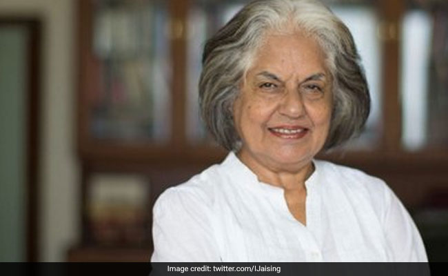 'A Person In My Own Right': Indira Jaising On Attorney General's Remark