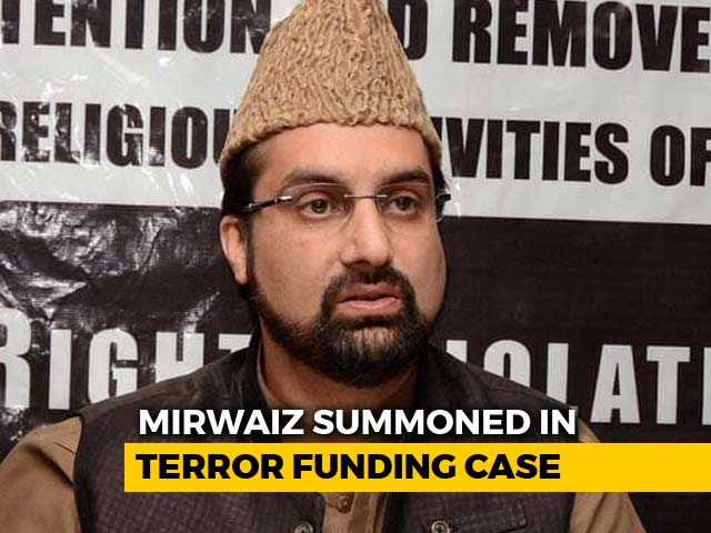 Video : Mirwaiz Umar Farooq, Nassem Geelani Summoned For Questioning