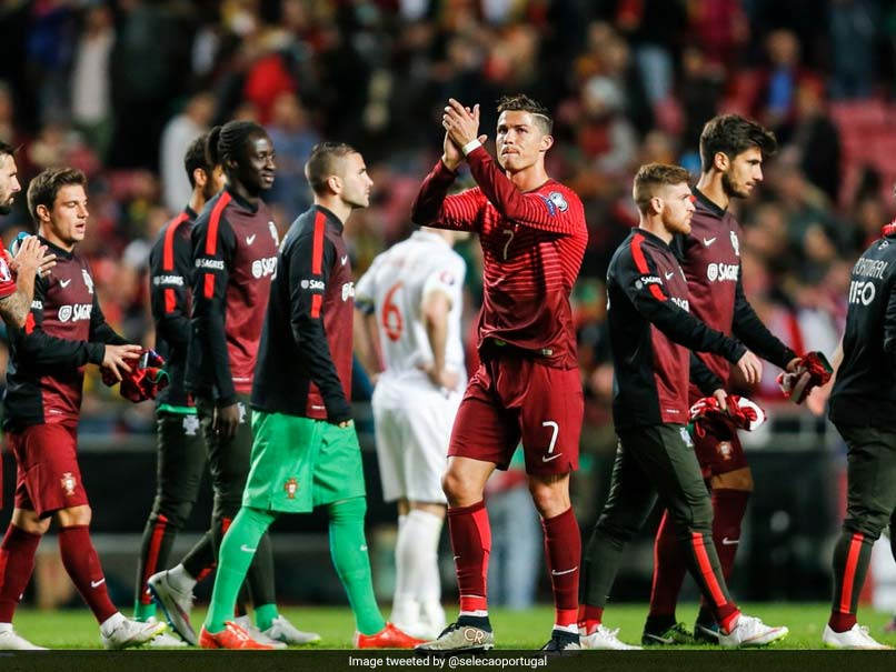 Cristiano Ronaldo injured as Portugal held by Serbia