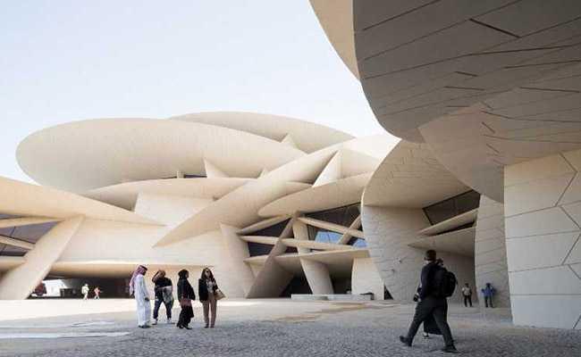 Qatar's $434m 'Desert Rose' Museum Finally Blooms