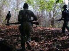 Nine Maoists Surrender In Chhattisgarh
