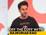 "Video : ""I Believe In Story Above Everything Else"": Rajkummar Rao"