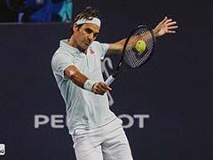 TENNIS: रोजर फेडरर मियामी ओपन के सेमीफाइनल में पहुंचे